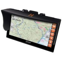 Hema HX1 GPS Navigator with Sun Visor